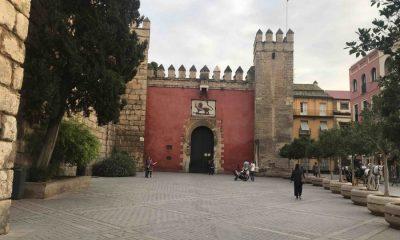AionSur Alcazar-400x240 El Alcázar cierra sus puertas Coronavirus Salud Sevilla