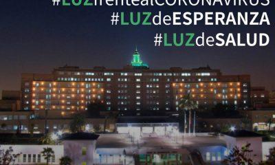 AionSur CUPULAVERDE-compressor-400x240 La cúpula del Virgen del Rocío se iluminará de verde esperanza durante la pandemia del COVID-19 Coronavirus Hospitales