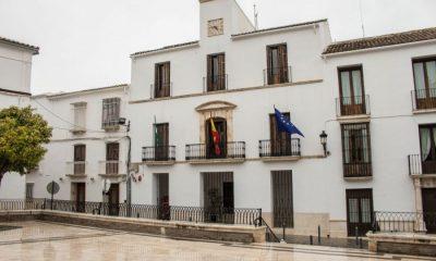 AionSur Estepa-Ayuntamiento-400x240 Un vecino de Estepa de 59 años, tercera víctima mortal del coronavirus en la provincia de Sevilla Coronavirus Estepa Salud