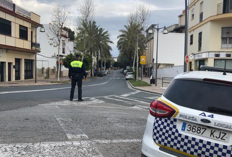 AionSur IMG-20200320-WA0091-copia Detenido en pleno estado de alarma ebrio, sin carnet, sin ITV ni seguro Alcalá de Guadaíra Sucesos