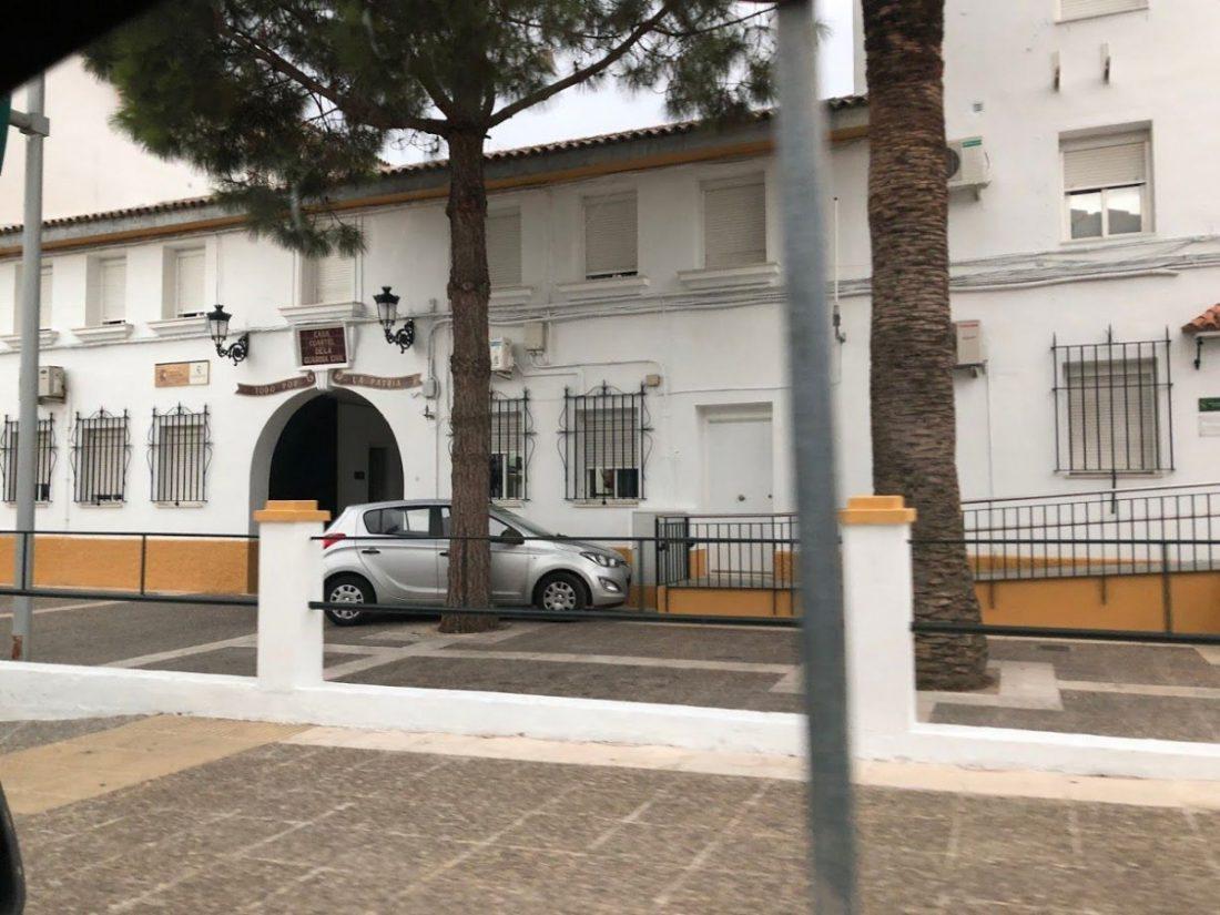 AionSur IMG_0757-compressor Detenido por amenazar a su exmujer con una escopeta de caza y perseguirla hasta el cuartel de Osuna Osuna Sucesos destacado