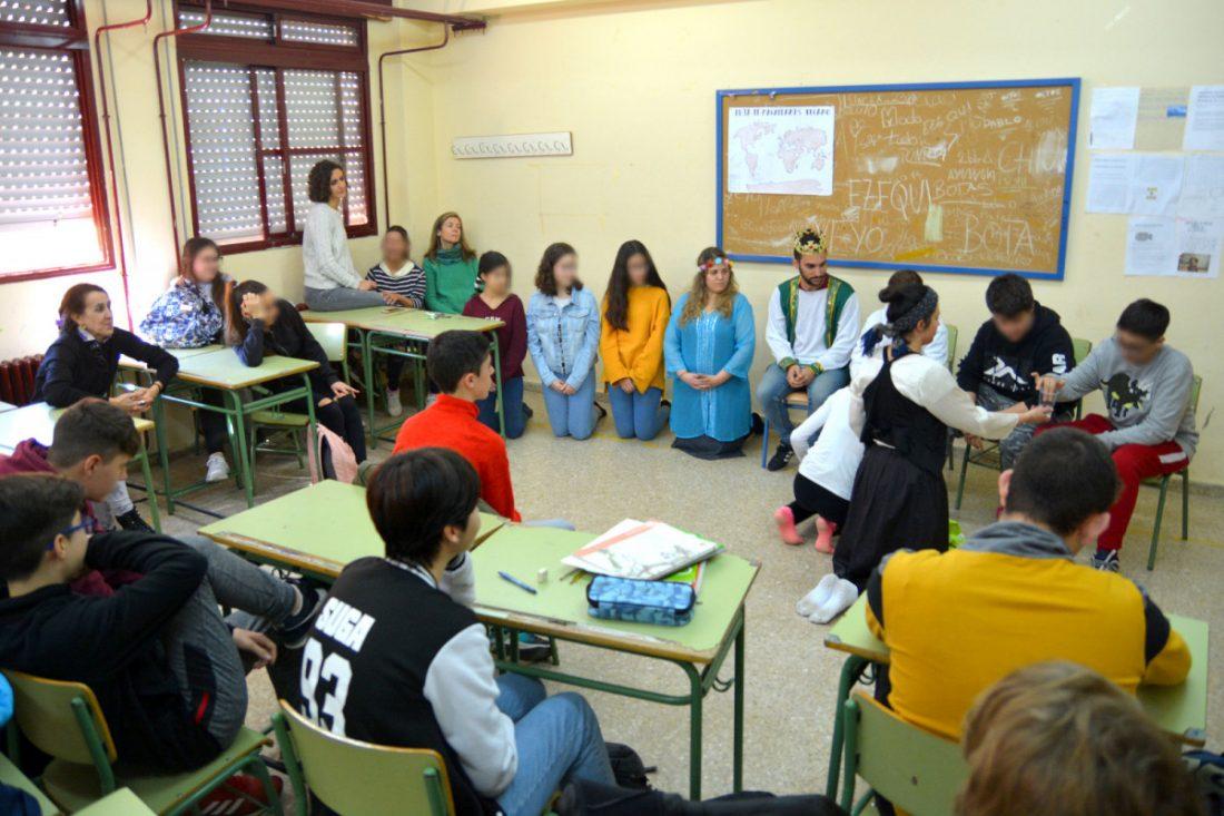 AionSur Teatro-Benacazon Teatro contra la intolerancia, una idea que funciona en Benacazón Cultura Provincia