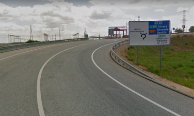 AionSur carretera-alcala-400x240 Muere un ciclista atropellado en una carretera de Alcalá de Guadaíra Alcalá de Guadaíra Sucesos  destacado