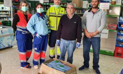 AionSur casil-400x240 Otro acto de solidaridad en Marchena: la cooperativa que ha donado material de protección al equipo sanitario Coronavirus Empresas Marchena
