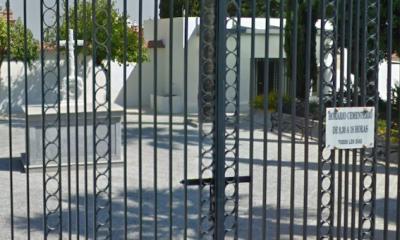 AionSur cementerio-moron-400x240 Siete años buscando un cadáver en el cementerio de Morón para una prueba de ADN Morón de la Frontera Sociedad