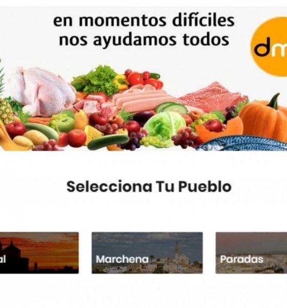 AionSur dmb-560x600 Arahal y Paradas se incorporan a la web Demibarrio, impulsora del comercio local Arahal Empresas Marchena Paradas