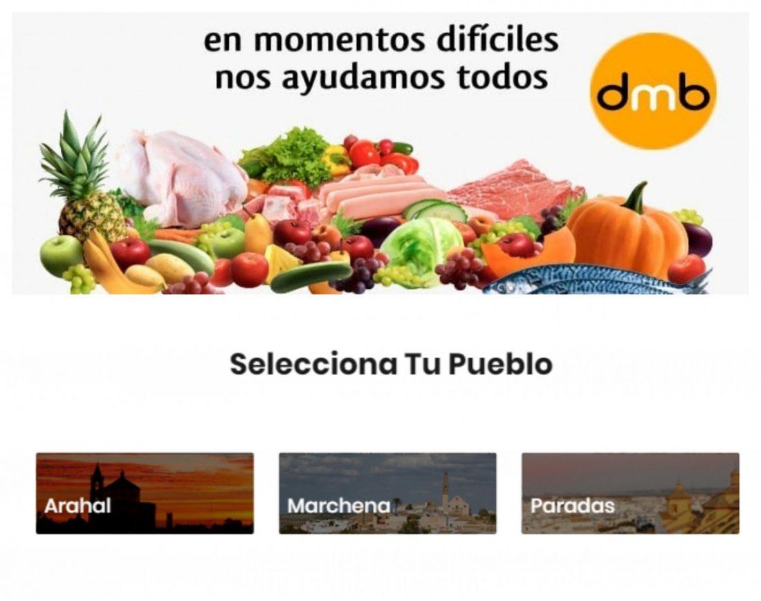 AionSur: Noticias de Sevilla, sus Comarcas y Andalucía dmb Arahal y Paradas se incorporan a la web Demibarrio, impulsora del comercio local Arahal Empresas Marchena Paradas