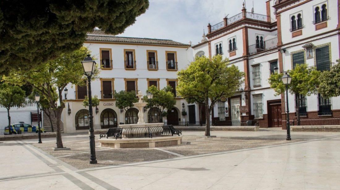 AionSur: Noticias de Sevilla, sus Comarcas y Andalucía estepa-plaza Estepa sigue su particular lucha contra el coronavirus, sin nuevos contagiados Coronavirus Estepa Salud