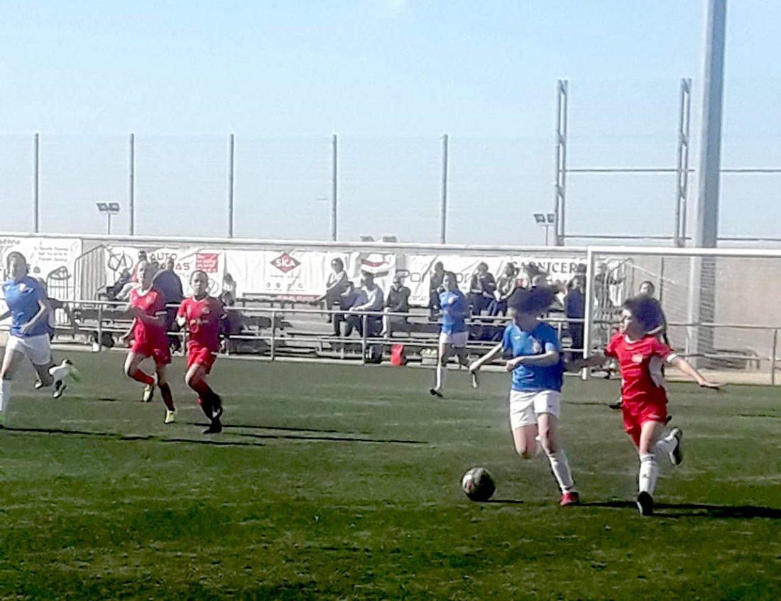 AionSur: Noticias de Sevilla, sus Comarcas y Andalucía lucia-futbol-femenino Ellas, las que nadie tiene en cuenta Coronavirus Deportes Fútbol Opinión