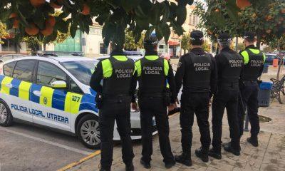 AionSur policia-utrera-1-400x240 Denunciada en Utrera por negarse a irse de un parque público Coronavirus Salud Utrera
