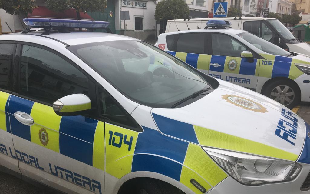 AionSur policia-utrera Nueve denunciados tras una pelea entre varias personas ante una discoteca de Utrera Sucesos Utrera