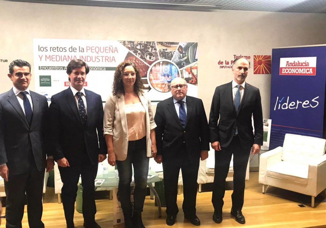AionSur prodetur-jornadas La sólida base industrial de Sevilla, a debate en Prodetur Economía Prodetur Provincia