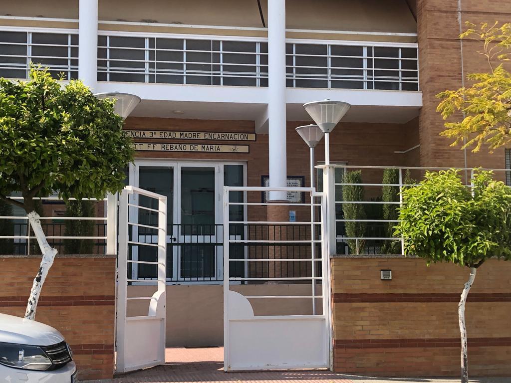 AionSur residencia-arahal Ya son seis los usuarios de la residencia de Arahal contagiados de coronavirus Arahal Coronavirus  destacado