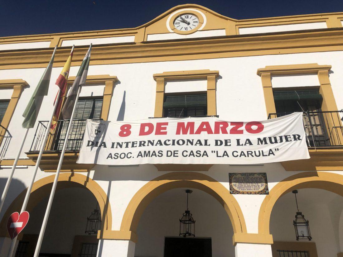 AionSur unnamed-compressor La Puebla suspende todas las actividades, incluso en las dependencias municipales Coronavirus Enfermedades La Puebla de Cazalla Salud