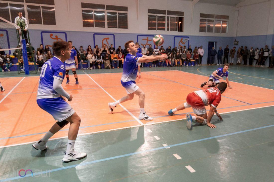 AionSur voley-arahal-1 Cosas más difíciles se han visto Arahal Deportes  destacado