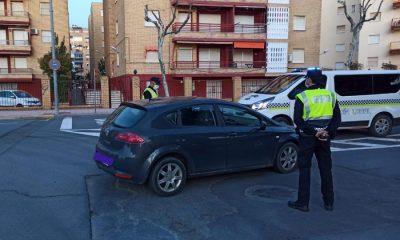 """AionSur Antilla-coches-4-400x240 Medio centenar de denuncias por irse de """"vacaciones"""" de Semana Santa a La Antilla Coronavirus Huelva"""