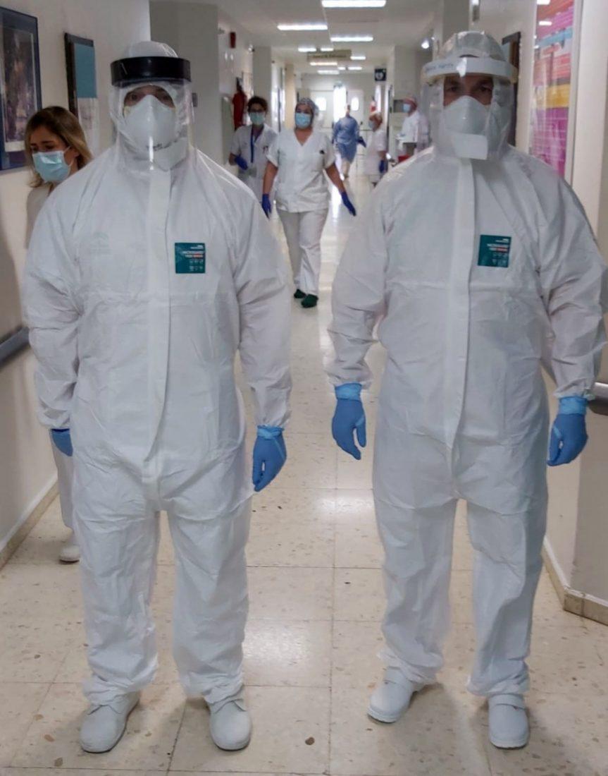 AionSur EQUIPO-DE-REHABILITACIÓN-VALME-compressor La Xunta de Galicia cierra la costa de Lugo por un brote de coronavirus Coronavirus
