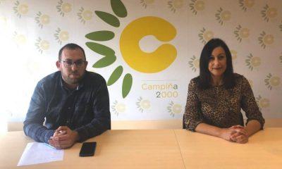 AionSur Manco-campina-400x240 Plan de 'Campiña 2000' para garantizar la recogida, ayudar a los ayuntamientos y proteger a su personal Coronavirus Provincia destacado