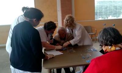 AionSur Marchena-bingo-400x240 El bingo une a los mayores de Marchena con los vecinos de su residencia Coronavirus Marchena