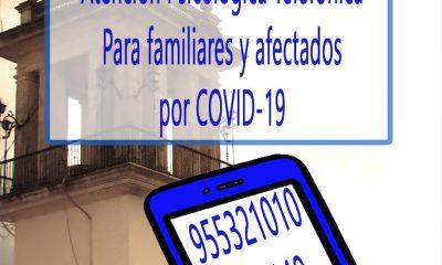 AionSur Marchena-psicologo-400x240 Un psicólogo atenderá a los vecinos de Marchena durante el confinamiento Coronavirus Marchena Sin categoría