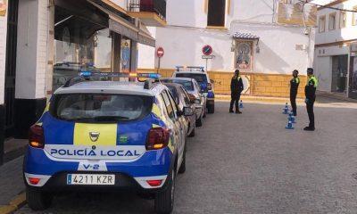 AionSur Policia-la-algaba-400x240 Detenido en La Algaba tras saltarse cuatro veces el confinamiento, dos en una noche Coronavirus Provincia