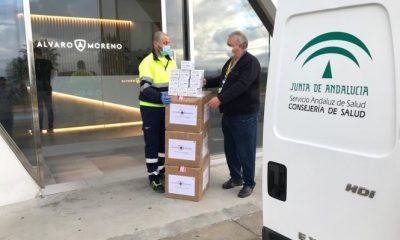 AionSur alvaro-moreno-400x240 Más de 30.000 elementos de protección saldrán de los almacenes de Álvaro Moreno Coronavirus