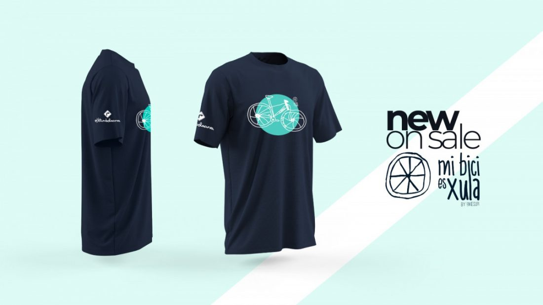AionSur camiseta-sillon-azul Un niño de 10 años diseña una camiseta para ayudar al proyecto 'El sillón azul' Ecija Salud