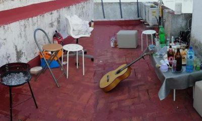AionSur: Noticias de Sevilla, sus Comarcas y Andalucía coronavirus-camas-fiesta-400x240 La Policía disuelve en Camas una fiesta que se celebraba en una azotea Camas Coronavirus destacado