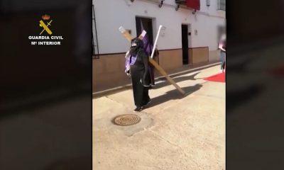 AionSur denuncia-compressor-400x240 Simulan una procesión en Peñaflor y acaban denunciados por saltarse el confinamiento Coronavirus Sucesos