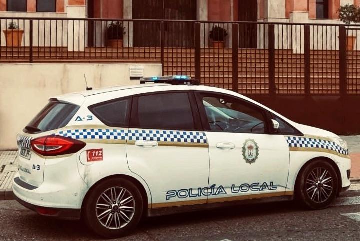 AionSur policia-Alcala Dos denunciados en Alcalá de Guadaíra por ir a pescar al río Alcalá de Guadaíra Coronavirus
