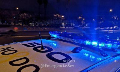 AionSur policia-Sevilla-1-400x240 Un detenido en Sevilla por amenazar a su pareja por videollamada Sevilla Sucesos Violencia Machista destacado