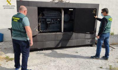 AionSur 1-1-400x240 Localizado un grupo electrógeno robado en Carmona en 2016 y valorado en 35.000 euros Carmona Sucesos