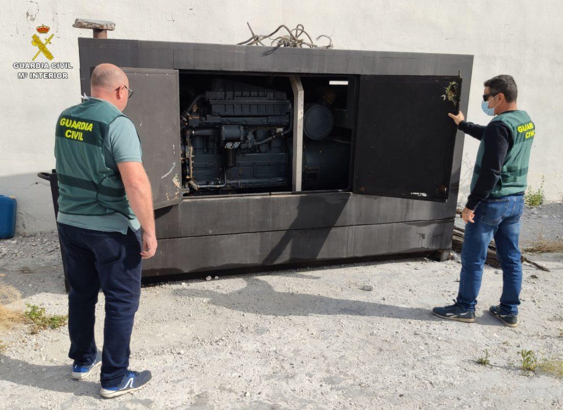 AionSur: Noticias de Sevilla, sus Comarcas y Andalucía 1-1 Localizado un grupo electrógeno robado en Carmona en 2016 y valorado en 35.000 euros Carmona Sucesos
