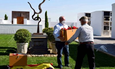 AionSur 22-400x240 Entregados los restos de dos personas identificadas en la fosa de La Puebla de Cazalla La Puebla de Cazalla  destacado