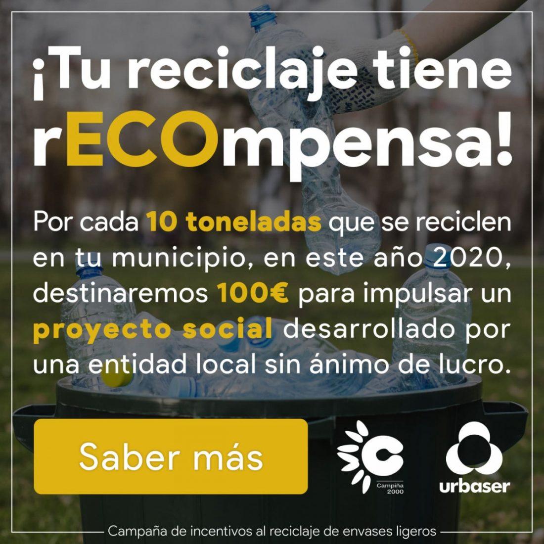 AionSur 6f816f28-9a39-4bc0-aa02-2428a5e22488 Mancomunidad Campiña 2000 premia el reciclado de envases financiando proyectos sociales Campiña Morón y Marchena Medio Ambiente  destacado