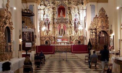 AionSur 96838033_3098895763506540_8975377429728067584_o-400x240 Ofrenda floral a la Virgen de los Dolores del Santo Entierro de Arahal Arahal
