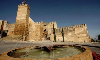 AionSur Alcazar-Carmona-400x240 Carmona comienza a abrir sus monumentos desde este lunes Carmona Coronavirus Cultura