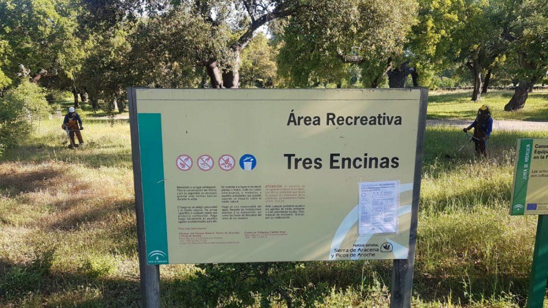 AionSur Area-Recreativa Prohibidas las barbacoas y quemas agrícolas en los espacios forestales Andalucía