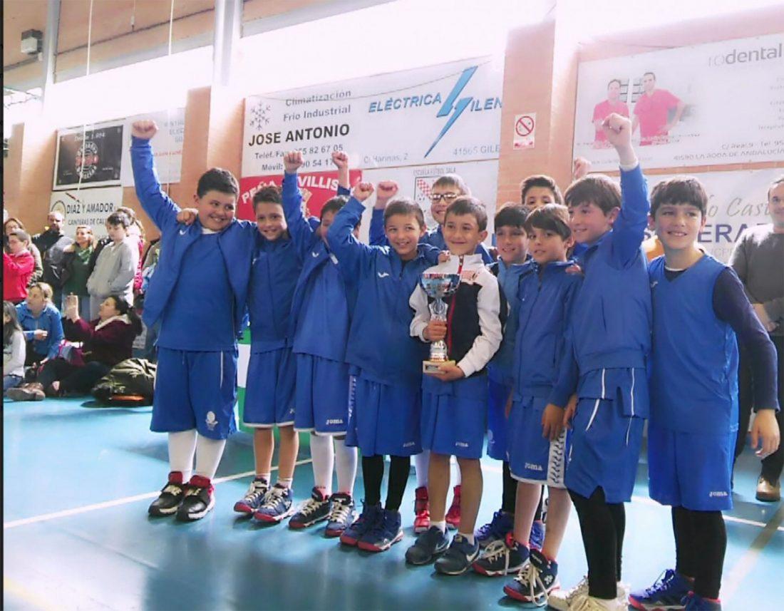 AionSur Baloncesto02 Estepa firma un convenio de colaboración con la escuela Deportiva del Real Betis de Baloncesto Estepa