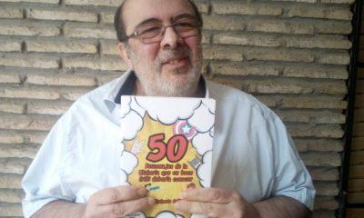"""AionSur Colinet-foto-libro-400x240 La lista de personajes históricos que todo """"friki"""" debe conocer, reunida en un libro Cultura Sevilla"""
