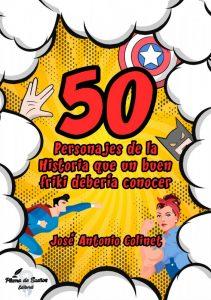 """AionSur Colinet-libro-portada-211x300 La lista de personajes históricos que todo """"friki"""" debe conocer, reunida en un libro Cultura Sevilla"""