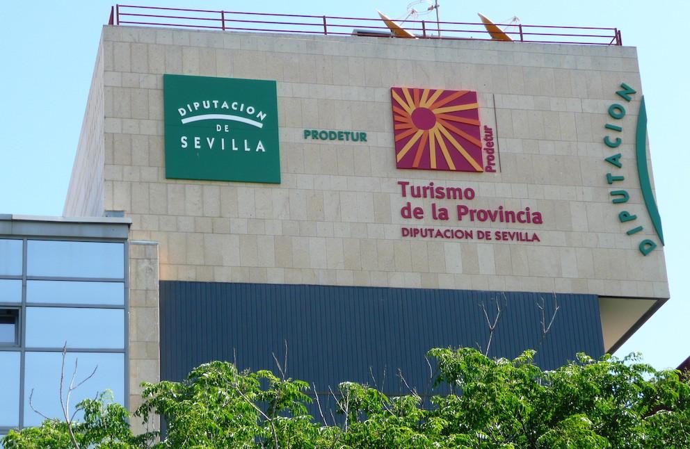 AionSur: Noticias de Sevilla, sus Comarcas y Andalucía Edificio-Prodetur-2-1 A licitación los cursos del nuevo plan de formación de Prodetur Prodetur