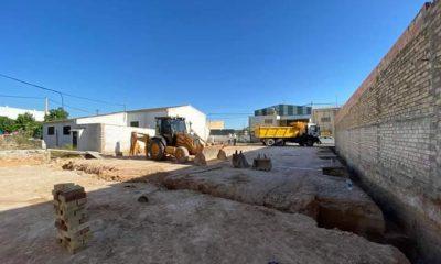 AionSur Herrera-obras-400x240 En marcha las obras del nuevo centro de formación municipal de Herrera Herrera
