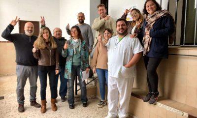 AionSur IMG-20200422-WA0001-compressor-400x240 Dos familias argelinas, acogidas en el convento de Arahal tras llegar en patera a España Arahal Sociedad