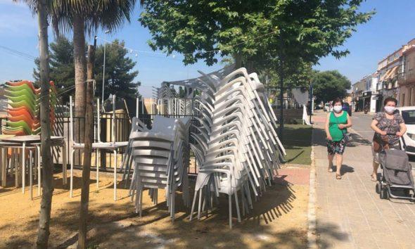 AionSur IMG_9185-590x354 Un total de 36 bares solicitan la ampliación de las terrazas en Arahal Arahal Coronavirus  destacado