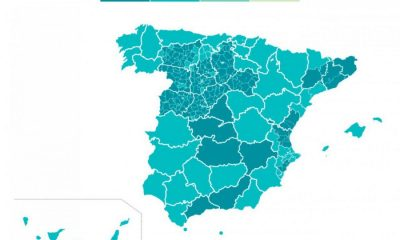 AionSur Infor-mapa-Fases-400x240 Sevilla pasa a Fase 1 de desescalada junto a cinco provincias andaluzas más Andalucía Coronavirus  destacado