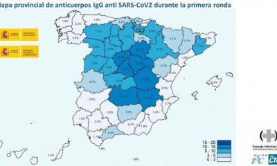AionSur Mapa-ENECovid19-400x240 Resultados del ENECovid19:el 5 % de la población ha desarrollado anticuerpos frente a la enfermedad Coronavirus