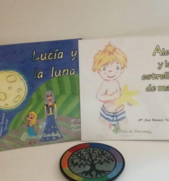 AionSur Maria-Jose-enfermera-1-560x600 María José, la enfermera escritora (o viceversa) que cautiva con sus historias Huelva Salud Sevilla  destacado