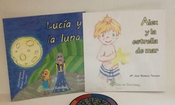 AionSur Maria-Jose-enfermera-1-590x354 María José, la enfermera escritora (o viceversa) que cautiva con sus historias Huelva Salud Sevilla  destacado