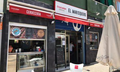 AionSur Marisquero-bar-400x240 Si eres socio del Sevilla o el Betis, este bar te invita a cerveza y te sirve croquetas de tu equipo Deportes Sevilla Sociedad